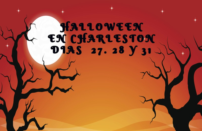 HALLOWEEN EN CHARLESTON